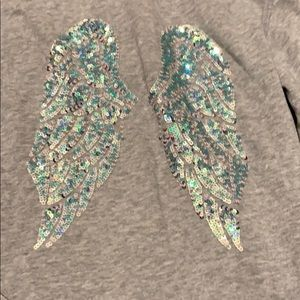 VICTORIA's SECRET rare angel winged hoodie